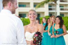 Destination Wedding Photos Secret Silversands Riviera Cancun
