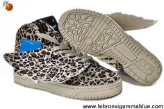 Discount Adidas X Jeremy Scott Wings Leopard Shoes Sports Shoes Store