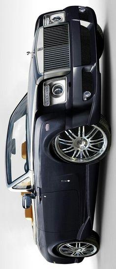 Rolls Royce Air Mansory by Levon