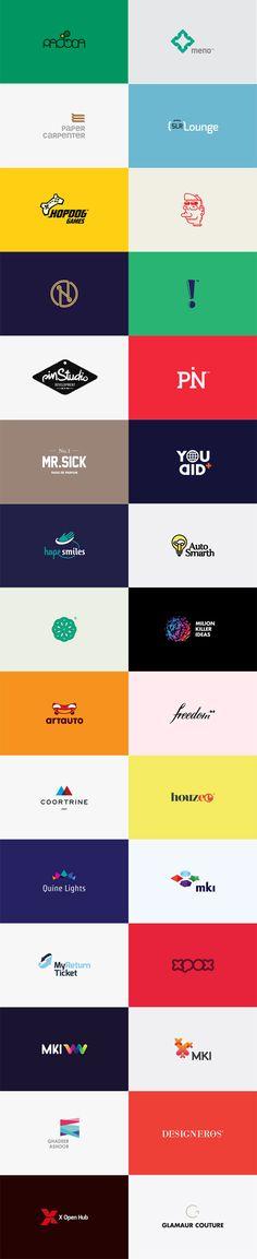 30 Creative Logos by Studio KEJJO #logos