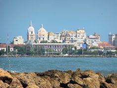 Cartagena: scorcio del centro storico