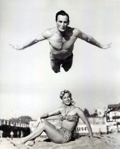 Flying High.... #vintage #retro #beach #summer