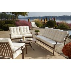 @Overstock - Panama Jack Beige Island Breeze Deep Seating Sofa with Cushion - Relax comfortably on this sofa from the Panama Jack Island Breeze collection designed for outdoor use. The weather-resistant sofa features an extruded aluminum frame that won't rust and a protective powder-coated espresso finish.  http://www.overstock.com/Home-Garden/Panama-Jack-Beige-Island-Breeze-Deep-Seating-Sofa-with-Cushion/9332444/product.html?CID=214117 $799.99
