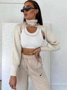#Fall2021collection #Falloutfits #Fallcollection #FallWear #Autumnwear #fashionintrend #womenfashion #Expressyourself #autumncollection #auntumndress $101.00 $50.98 Looks Street Style, Looks Style, Mode Outfits, Fashion Outfits, Womens Fashion, Cute Casual Outfits, Stylish Outfits, Stylish Clothes, Women's Clothes