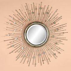 Found it at Wayfair - Marcello Wall Mirror