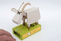 And Goat - Logic Goat to download and make