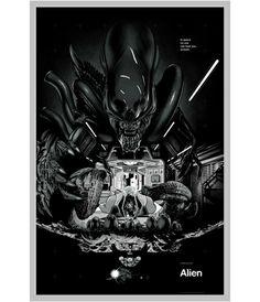 Alien by Ansin