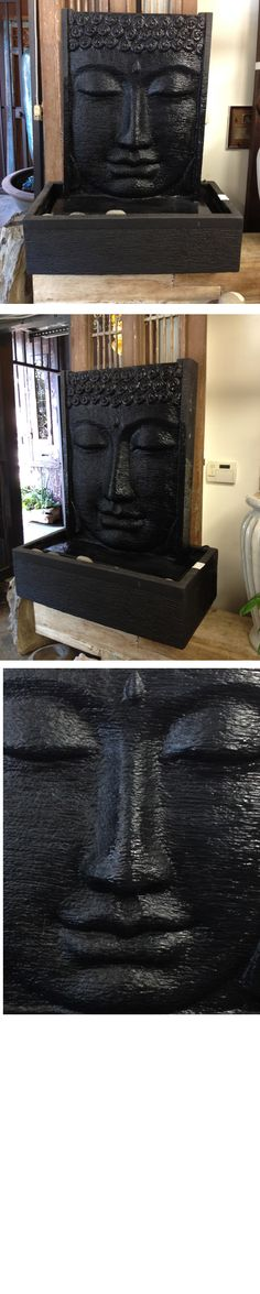 Peaceful Buddha Fountain