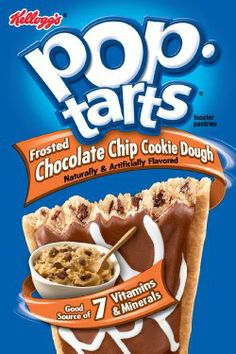 Kellogg's Pop-Tarts Frosted Chocolate Chip Cookie « Blast Grocery