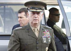 """Mad Dog"" James Mattis for President AP photo General James Mattis, Jim Mattis, Real Hero, Thats The Way, Before Us, Marine Corps, Marine Mom, Usmc, Armed Forces"