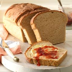 Need bread recipes? Get lots of bread recipes for your meal or gathering. Taste of Home has great tasting bread recipes including banana bread recipes, bread machine recipes, and more bread recipes. Amish Recipes, Dutch Recipes, Bread Recipes, Baking Recipes, Cake Recipes, Dessert Recipes, Desserts, Bagels, Pastries