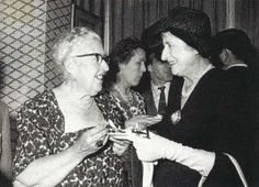 Dame Agatha Christie and Dame Ngaio Marsh: Mistresses of Mystery.