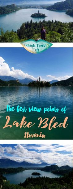 Lake Bled is one of the most beautiful destination in the world, but where can you get the best possible view of this national gem of Slovenia? Here's a comprehensive guide on the best view points for Lake Bled - from the classical postcard destination to the best spot on the perimeter