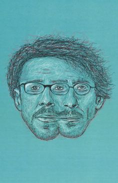 The Coen Brothers Portrait