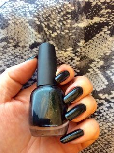 """FUNKY AND FIFTY: my naural nails with FABY LCM13 401: """"Are you AC or DC #faby"""