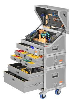 Core77 / 2014 Year in Review: Tool Storage Systems
