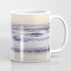 Ocean Sunrise, Seascape Nature Photography Coffee Mug