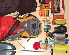 Buy used gear If you're not an avid camper, there's no reason to invest in lots of new camping equipment. Instead, look for backpacks, tents and other gear at second-hand stores. You can also search for used gear on sites like craigslist and freecycle, or check out swapping and trading sites like swap.com or swapitgreen.com. Also, http://goswitchback.com/inventory/