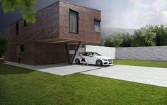 Typový dům Slim od APEX ARCH s.r.o. Home Appliances, Slim, House Appliances, Appliances