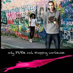 http://amzn.to/2eYgPKo #Fairtrade meets #streetwear  #handmade in #Berlin  each piece is unique  100% #organic #cotton  100% #ecological  100% #fairtrade  shipping all over the world #fashion #stylish #shopping #design #dress #styles #purse #swag #topshop #musthave #swagger #outfitoftheday #streetwear #denim #liketkit #likeforlike #like4like #graffiti #sprayer