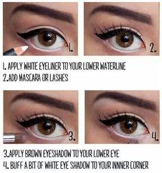 #Eyeliner tips #makeup