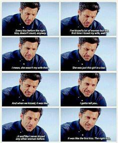 Grey's Anatomy Moment Derek