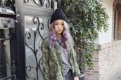 jo eun hee :3 Ulzzang Hair, Korean Ulzzang, Ulzzang Fashion, Korean Fashion, Girls Wardrobe, Selfie, My Hair, Beautiful People, Winter Fashion