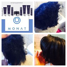 Monat is perfect for all hair types! Check out these amazing results! $99 can get you started in this amazing business opportunity! Or visit my site to purchase! www.reviveyourhair.mymonat.com