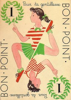 Bon point   Flickr - Photo Sharing! Vintage Scrapbook, Scrapbooking, Craft Organization, Graphic Design, Retro, Illustration, Crafts, France, Organize