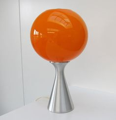 eBay watch: 1970s Aloys Gangkofer-designed Erco space age table lamp