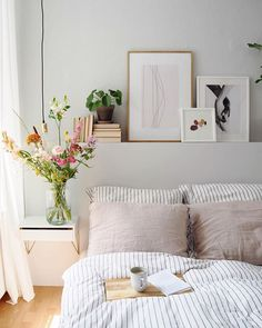 Home Interior Design .Home Interior Design Cozy Bedroom, Home Decor Bedroom, Modern Bedroom, Bedroom Ideas, Bedroom Small, Minimalist Bedroom, Scandinavian Bedroom, Bedroom Black, Bedroom Layouts