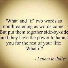 -Letters to Juliet