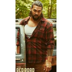 The Red Road season 2 Jason Momoa