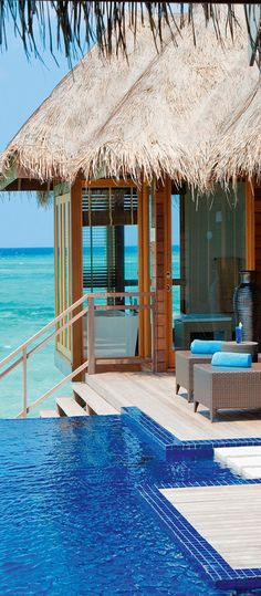 Alex Hope Swim is Luxury Swimwear - alexhopeswim.com5 Star Lux Maldives Resort