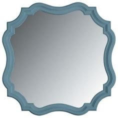 Coastal Living™ by Stanley Furniture Coastal Living™ Piecrust Mirror | Wayfair