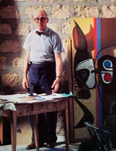 Le Corbusier (inspired by his works in 1973 when studying Architectural Photography)
