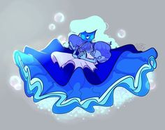 Sapphire Steven Universe, Steven Universe Comic, Disney Cartoons, Lasagna, Random Stuff, Fanart, Forget, Gems, Characters