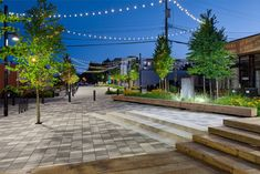 LC NEEDS CROP Hapa Collaborative revitalizes the heart of the City of Langley #urban #plaza #canada