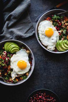 Miso Veggie Breakfast Bowl | Reclaiming Provincial