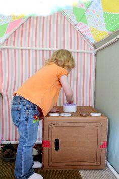 Cupcake Playhouse Tips