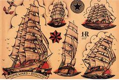 tattoo maritimas - Pesquisa Google