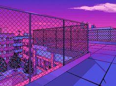 Anime Aesthetic Desktop Wallpaper A collection of the top 57 aesthetic anime desktop wallpapers. - The Universe of Manga Purple Aesthetic, Aesthetic Grunge, Aesthetic Art, Aesthetic Anime, Vaporwave Wallpaper, Vaporwave Art, 8bit Art, Aesthetic Desktop Wallpaper, Desktop Wallpapers