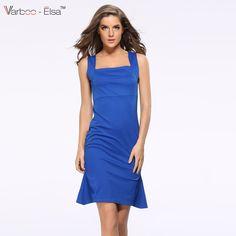 Find More Dresses Information about 2016Fashion Plus Size Summer Dress  Elegant Office Vestidos De Festa European 4eff8a422588