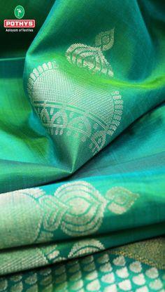 Silk Sarees | Pure Silk Sarees | Buy Wedding Silk Sarees Online - Pothys Kanjivaram Sarees Silk, Kanchipuram Saree, Soft Silk Sarees, Simple Saree Designs, Blouse Designs, Latest Silk Sarees, Silk Sarees With Price, Silk Sarees Online Shopping, Wedding Saree Collection