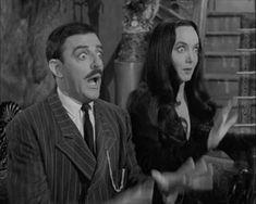 """Gomez and Morticia ' NOOO!!"""""""