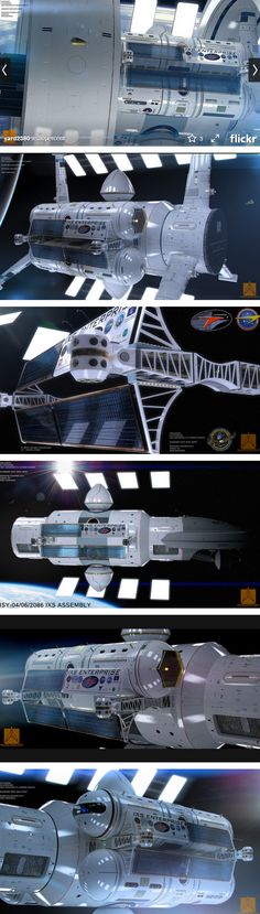 NASA's real life Enterprise concept may take us to the stars one day