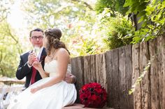 Courtney + Andrew   Sedona Wedding   L'Auberge Wedding » hagerty photography   arizona wedding photographer