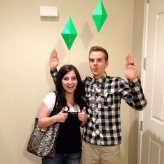 Sims! Simple and classic!! #halloween
