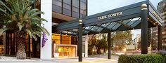 Park Tower, a Luxury Collection Hotel, Buenos Aires - Park Tower Entrance