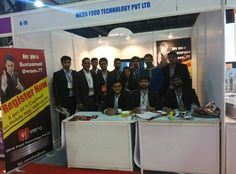 Our Marketing Team @ FAIC Convention & Exhibition at Bombay Exhibition Centre(NESCO), Goregaon, Mumbai. Visit FAIC Exhibition & Get Attractive Discounts on Our Services. Limited Offers for Restaurant Owners! Food Technology, Restaurant Owner, Mobile App, Centre, Restaurants, Marketing, Restaurant